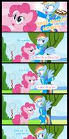 Comic Block: Pies upon Pies