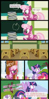 Comic Block: Desperate Times by dm29