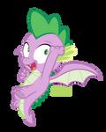 Spike Takes Flight