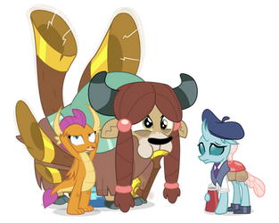 Song of Her People by dm29