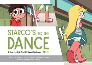 Starco's To The Dance: A 2020 Fanart Calendar