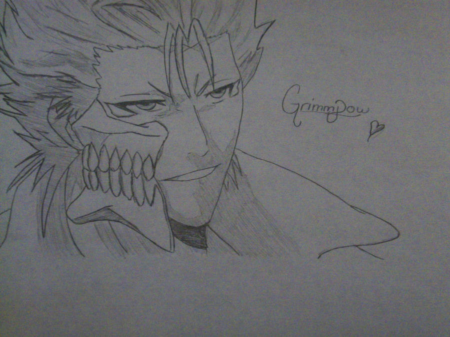 Grimmjow by Yu-Gi-Ohlover321