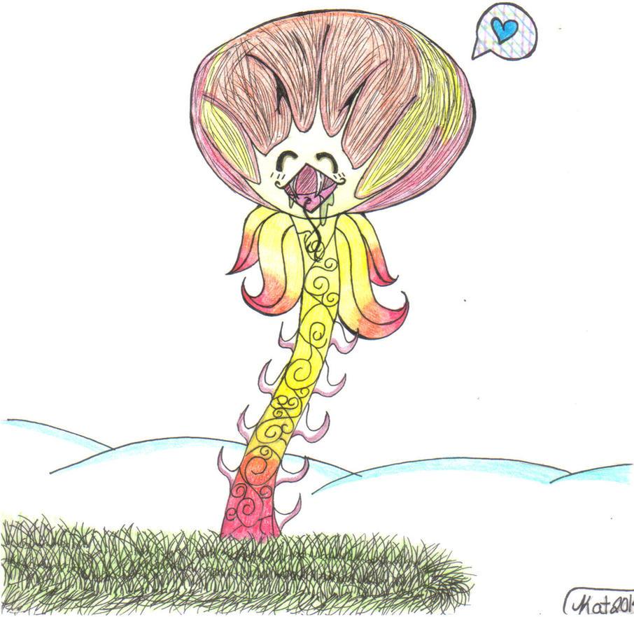 Snakeflower by ksougstad