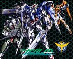 Gundam 00 Season 2 Wallpaper