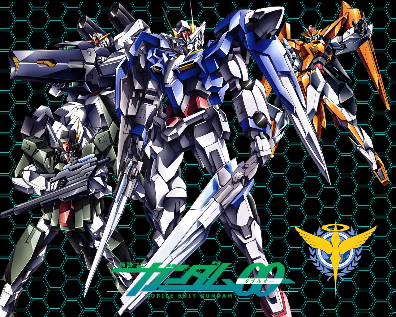 Gundam 00 Season 2 Wallpaper by shinigami117 on DeviantArt