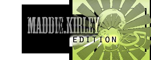 Firma Maddie Kirley by DesGomez