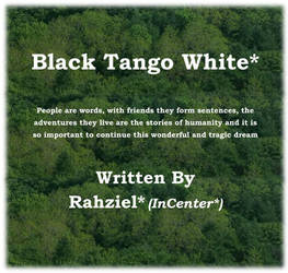Black Tango White - RzICx