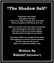 The Shadow Self - RzICxz-BxN