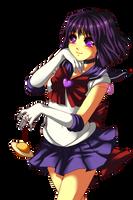 Sailor Saturn by plurain