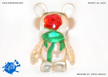 Vinylmation - Enchanted Rose by Mametchi