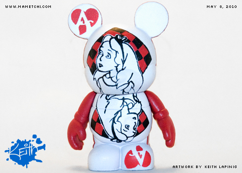Vinylmation - Alice by Mametchi