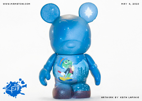 Vinylmation - Blue Fairy by Mametchi
