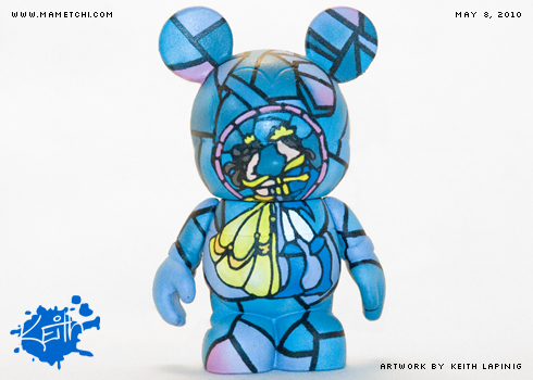 Vinylmation - Belle by Mametchi