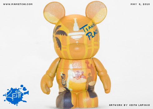 Vinylmation - Tiana by Mametchi