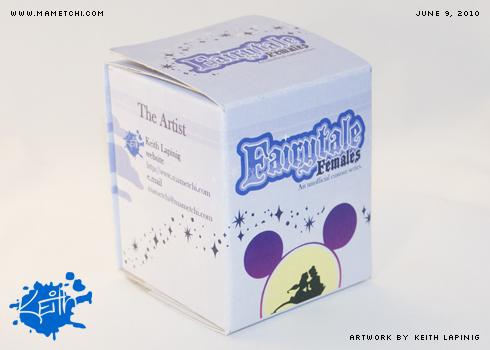 Vinylmation - Custom Box by Mametchi