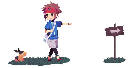 Pokemon BW2 by miite