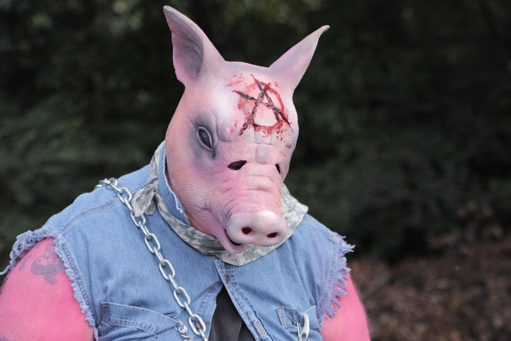 Люди свиньи картинки