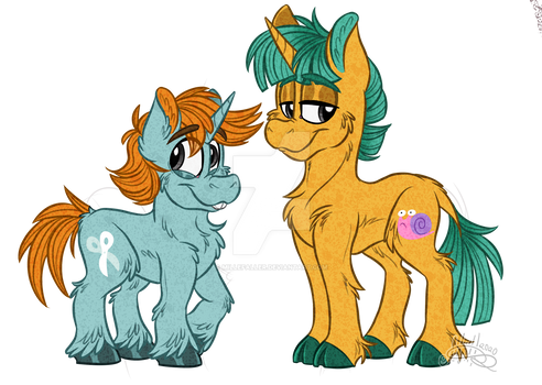 [MLP]- Snips and Snails