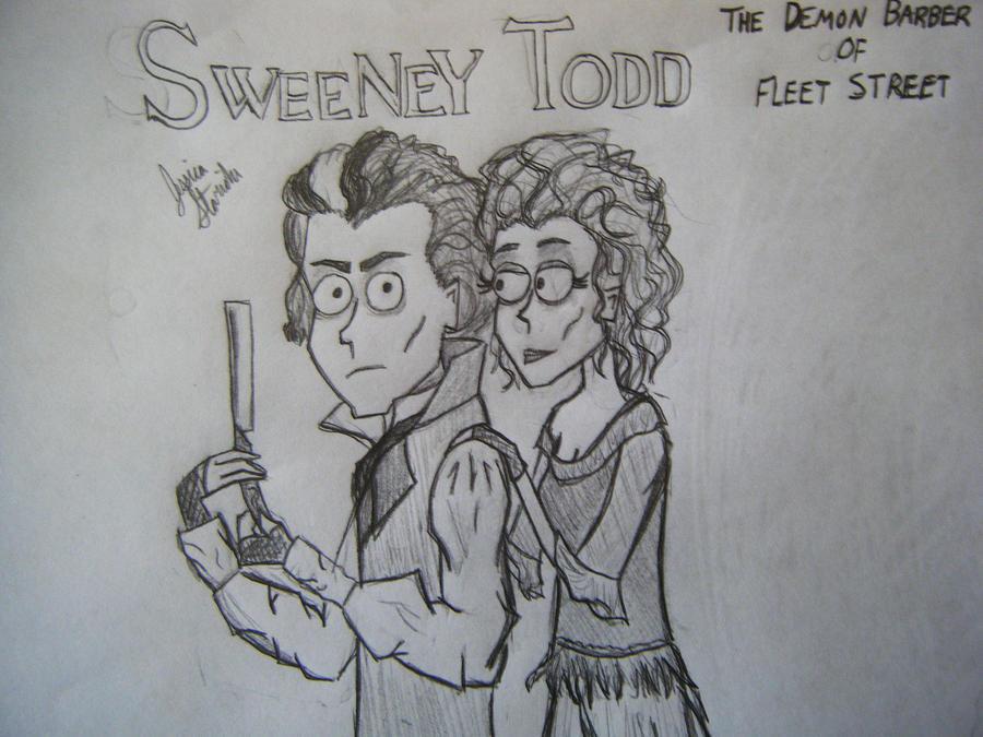 Sweeney Todd by MusicalFire