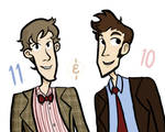 Doctors 11 and 10