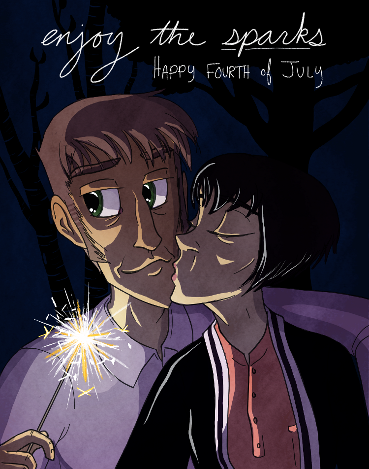 Happy 4th of July! by MusicalFire
