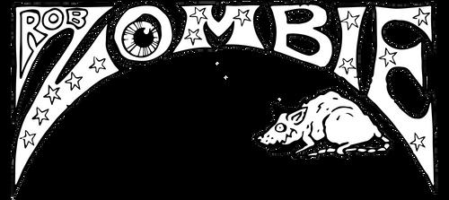 Rob Zombie - Venomous Rat Regeneration Vendor Logo