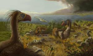 Phorusrhacos - The Terror Birds