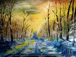 Winter by daniellsz