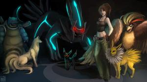 Team by MeAndMyRobot