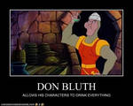 Don Bluth allows.
