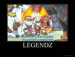 Legendz vs The 4th Wall Part 1