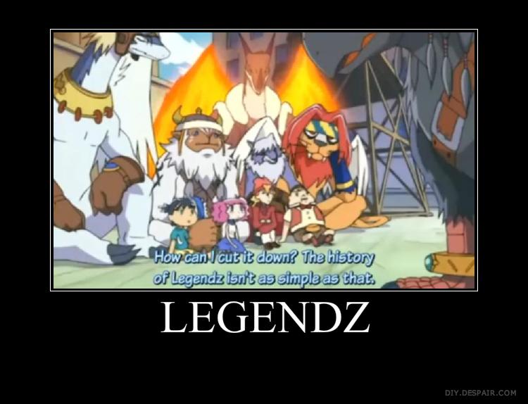 Legendz vs The 4th Wall Part 1 by KlarkKentThe3rd