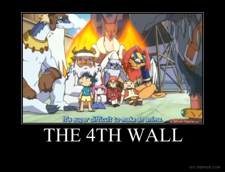 Legendz vs The 4th Wall Part 4 by KlarkKentThe3rd