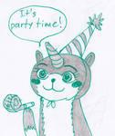 Party Unikitty