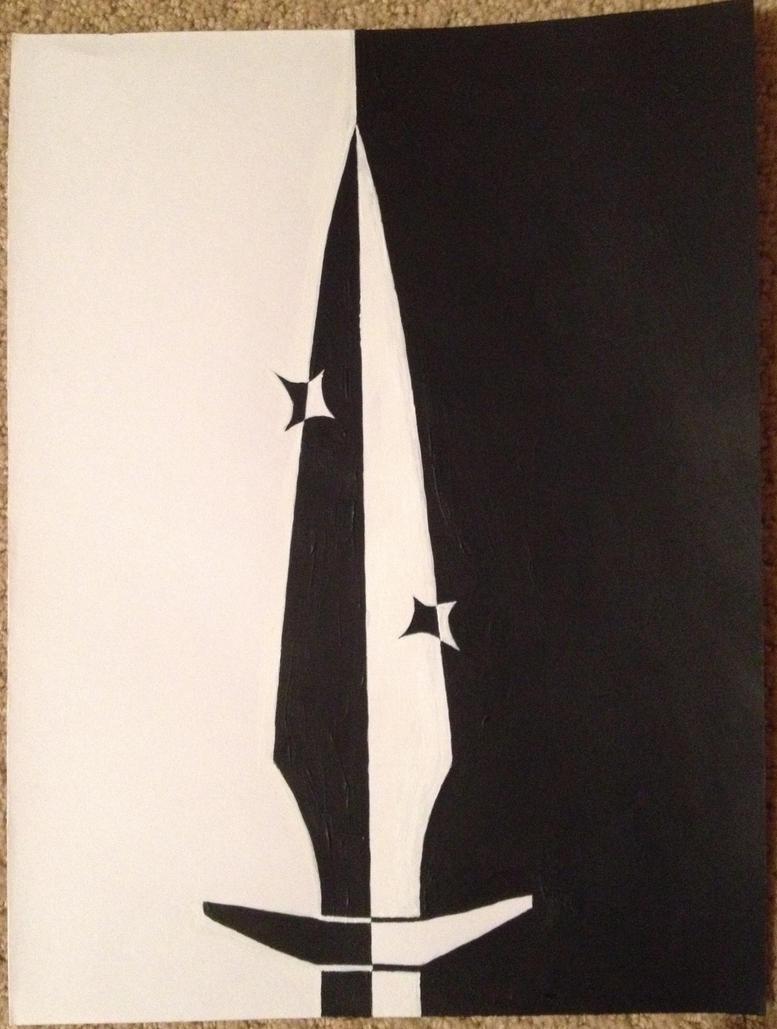 The whisper of the blade by KlarkKentThe3rd