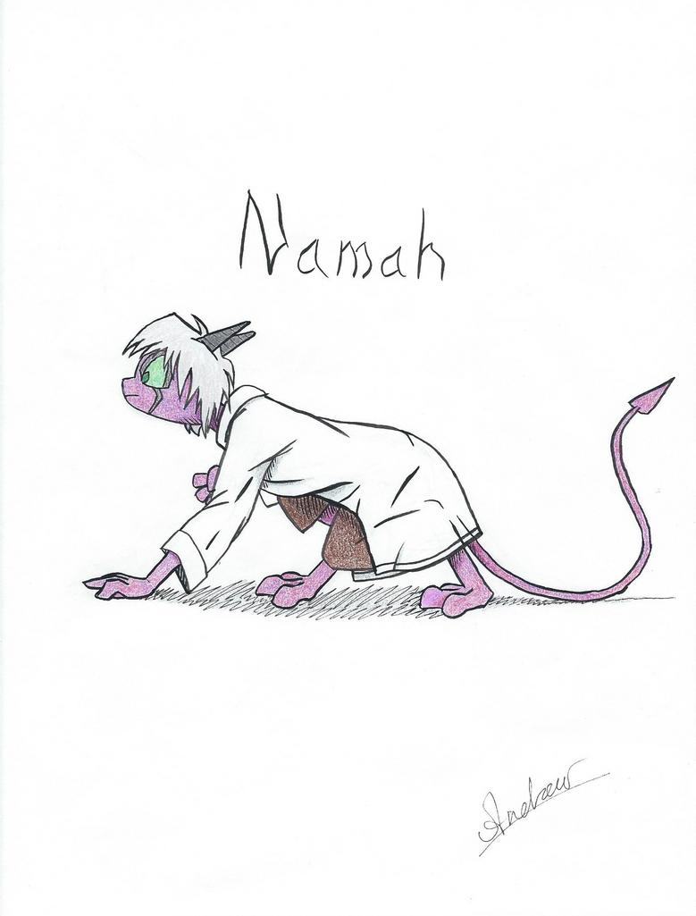 Namah by KlarkKentThe3rd