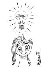 Trixie's brilliant idea (NATG 2018 #24)