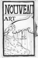 Art Nouveau by pillowsrock