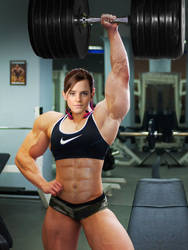 Emma Watson Big by arthurwatkins