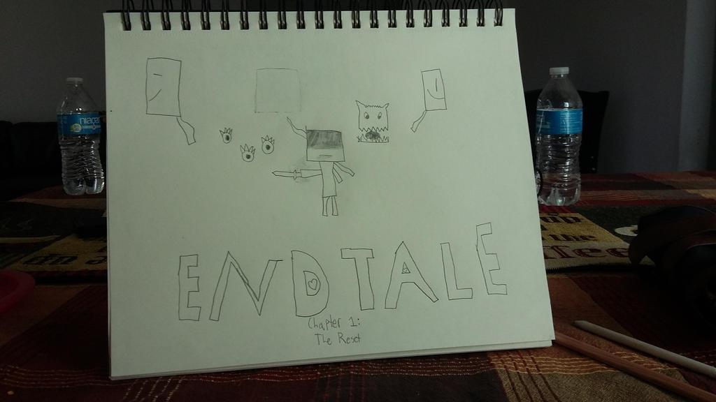 Endtale  (cover) by EnderMario8822