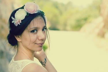 Sent of the Flowers ~ by Felie-Myorha