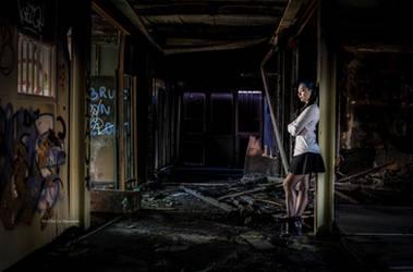 Apocalyptic School by Felie-Myorha
