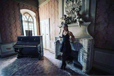 The Duchess ~ by Felie-Myorha