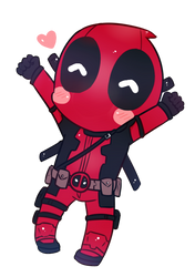 Chibi Deadpool