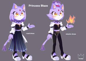 .:Princess Blaze:.