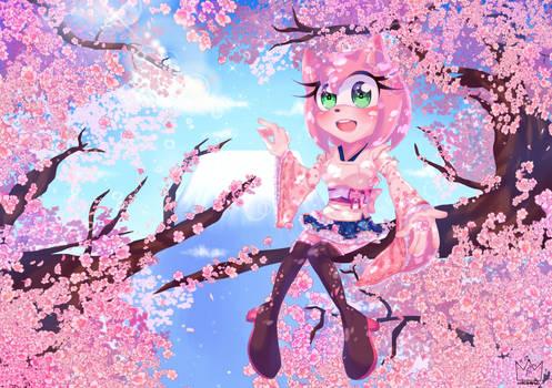 *+*Cherry Blossom*+*