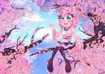 *+*Cherry Blossom*+* by NACCHAN96