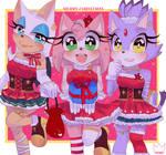 +.:Christmas Girls:.+