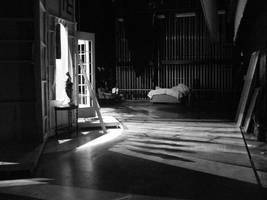 Backstage - Light and Shadow by EilonwySedai