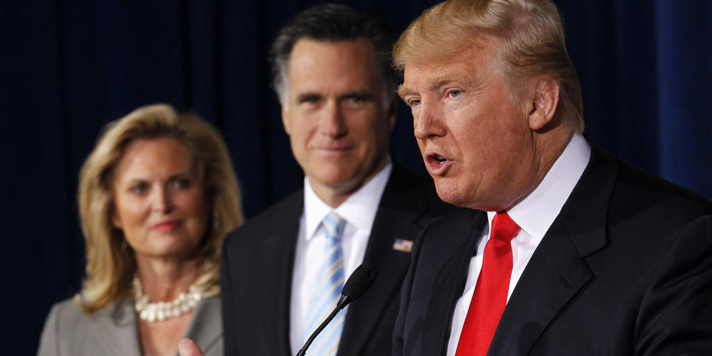 Donald-trump-flipped-out-at-mitt-romney-after-he-s by viixens